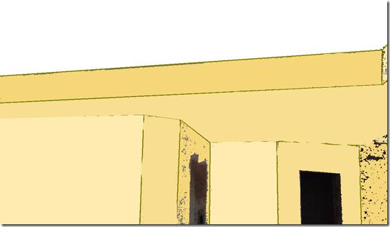 Corridor Ceiling Colour