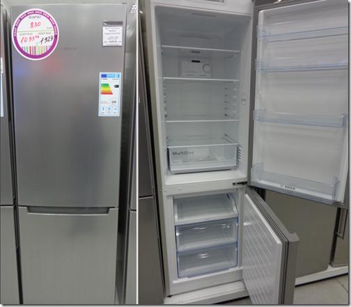 Bosch KGN36NL30U Free-Standing Refrigerator/Freezer